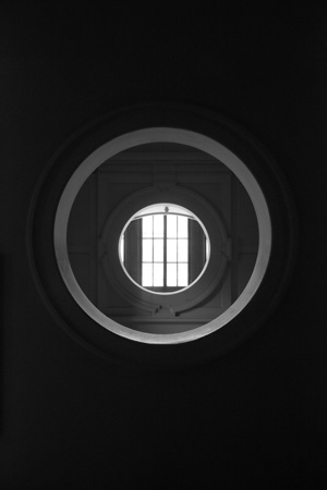 V&A round window